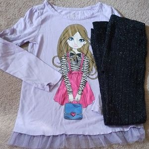 Perfect outfit for a girl size 6 💗